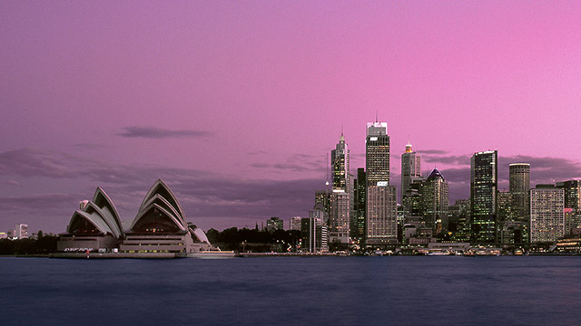 Australia Sydney Harbour New South Wales by Boris Vargovic, free photo, wallpapers, images